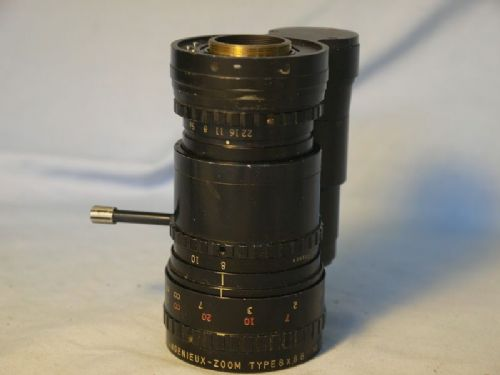 '   8-64MM 1.9 ANGENIEUX C Mount  ' Angenieux 8-64mm 1.9 Lens C Mount -NICE- £89.99